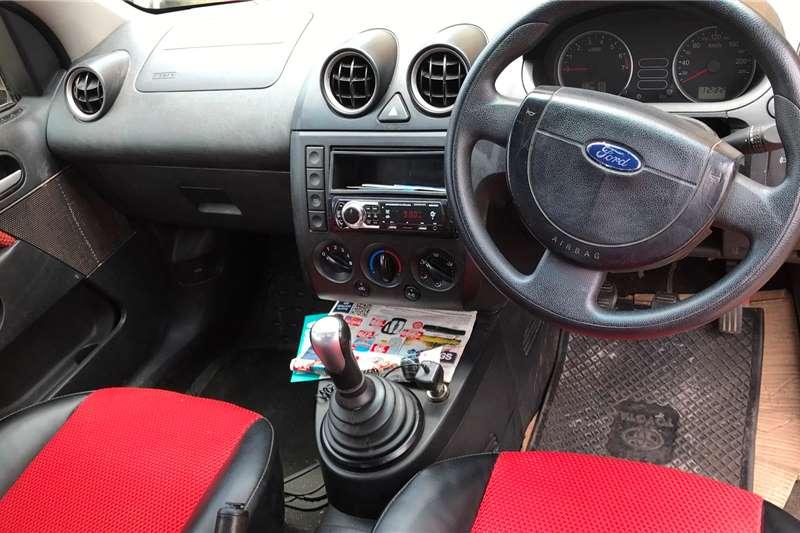 Ford Fiesta 1.4 3-door Titanium 2005