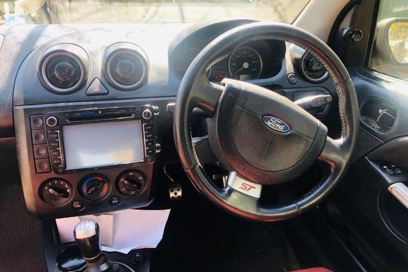 Used 2006 Ford Fiesta 1.4 3 door Titanium