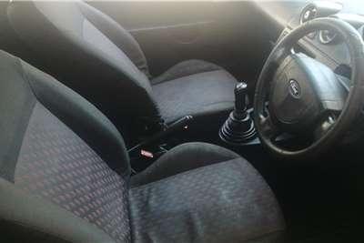 Ford Fiesta 1.4 3 door Titanium 2006