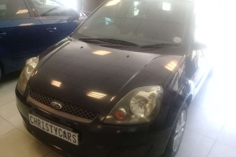 Ford Fiesta 1.4 3 door Titanium 2007