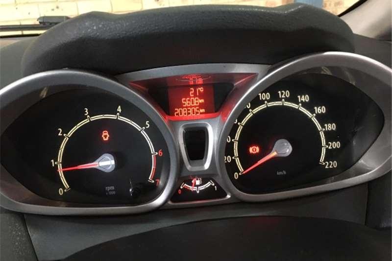 Ford Fiesta 1.4 3-door Titanium 2008
