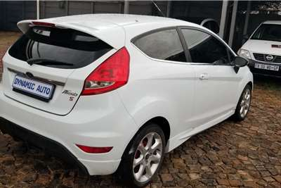 Ford Fiesta 1.4 3-door Titanium 2009