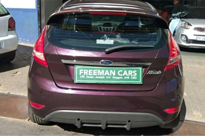 Ford Fiesta 1.4 3-door Titanium 2010