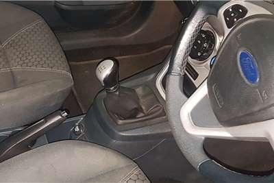 Ford Fiesta 1.4 3-door Titanium 2011