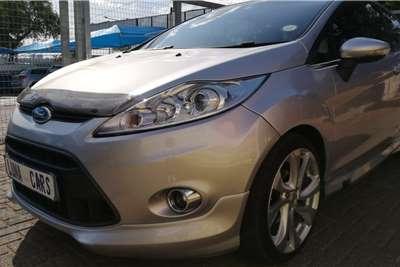 Ford Fiesta 1.4 3 door Titanium 2011