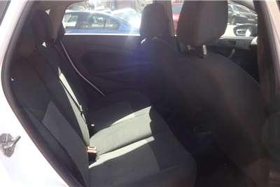 Ford Fiesta 1.4 3 door Titanium 2012
