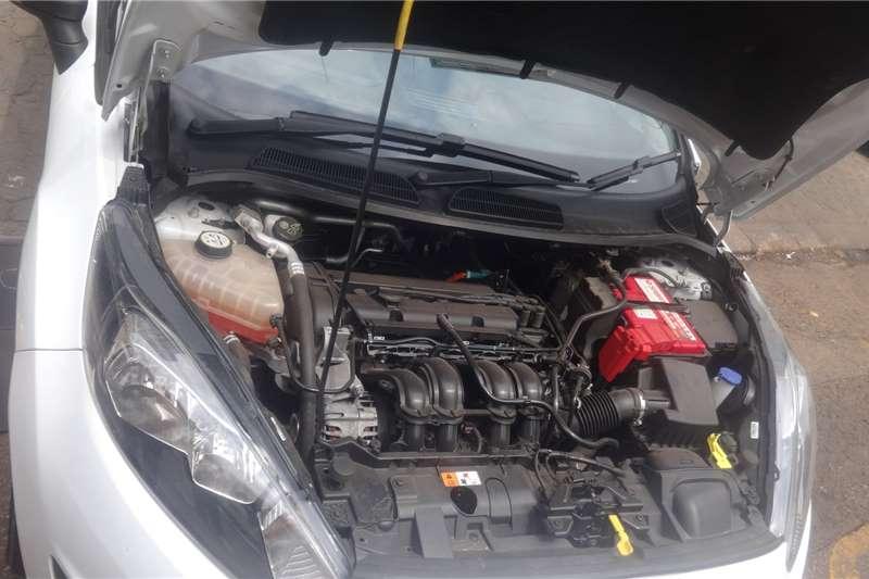 Ford Fiesta 1.4 3 door Titanium 2013