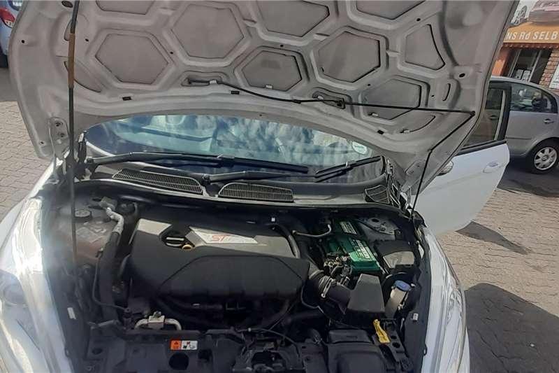 Used 2013 Ford Fiesta 1.4 3 door Titanium