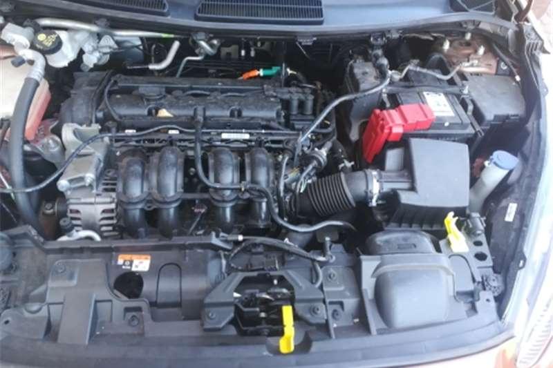 Ford Fiesta 1.4 3 door Titanium 2016