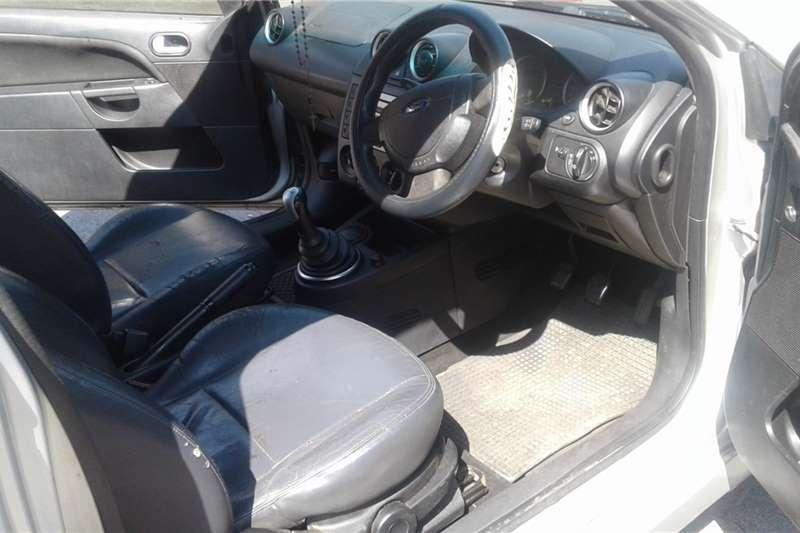 Used 2016 Ford Fiesta 1.4 3 door Titanium