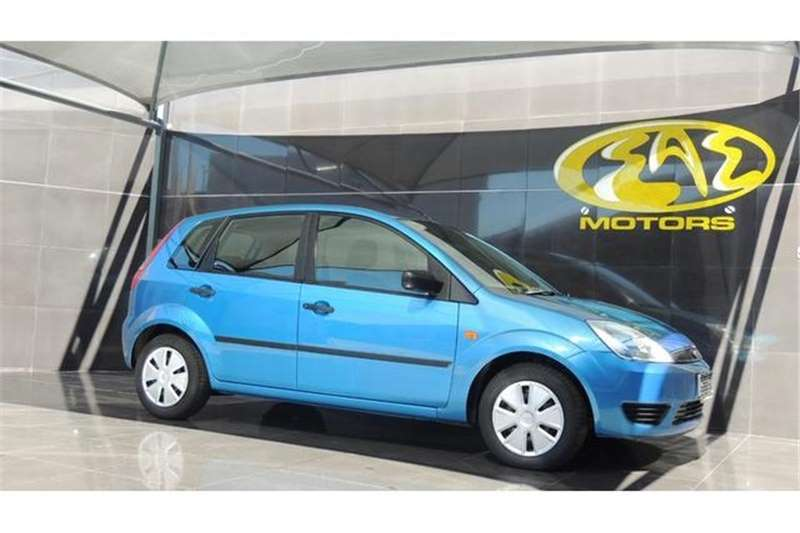 Ford Fiesta 1.4 5 Door 2005