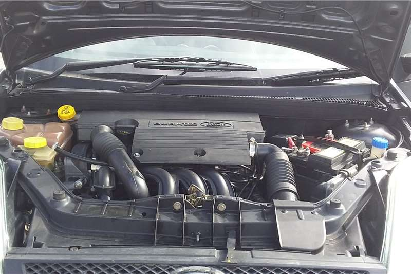 Ford Fiesta 1.4 5 door Ambiente 2004