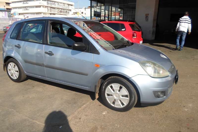 Ford Fiesta 1.4 5 door Ambiente 2005