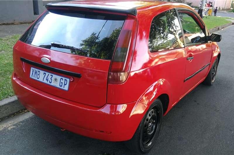 Ford Fiesta 1.4 5 door Ambiente 2005