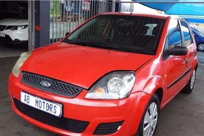 Used 2007 Ford Fiesta 1.4 5 door Ambiente