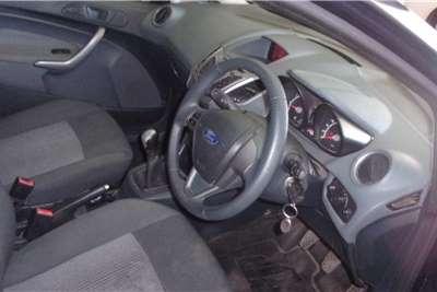 Used 2009 Ford Fiesta 1.4 5 door Ambiente