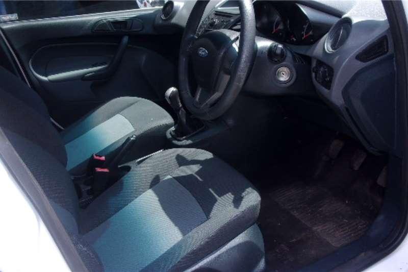 Ford Fiesta 1.4 5 door Ambiente 2010