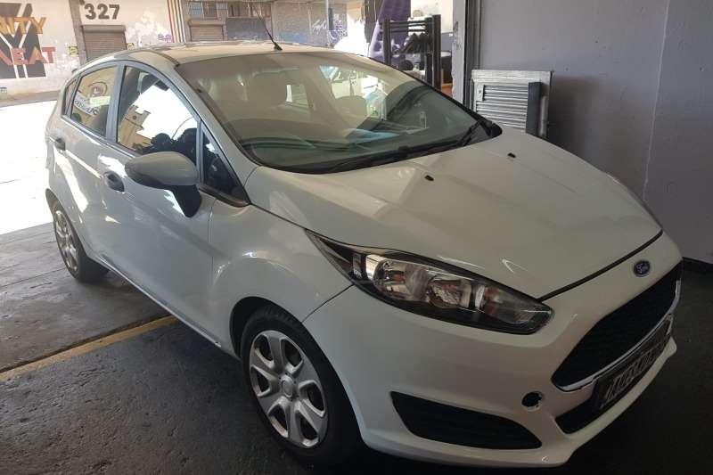 Used 2010 Ford Fiesta 1.4 5 door Ambiente