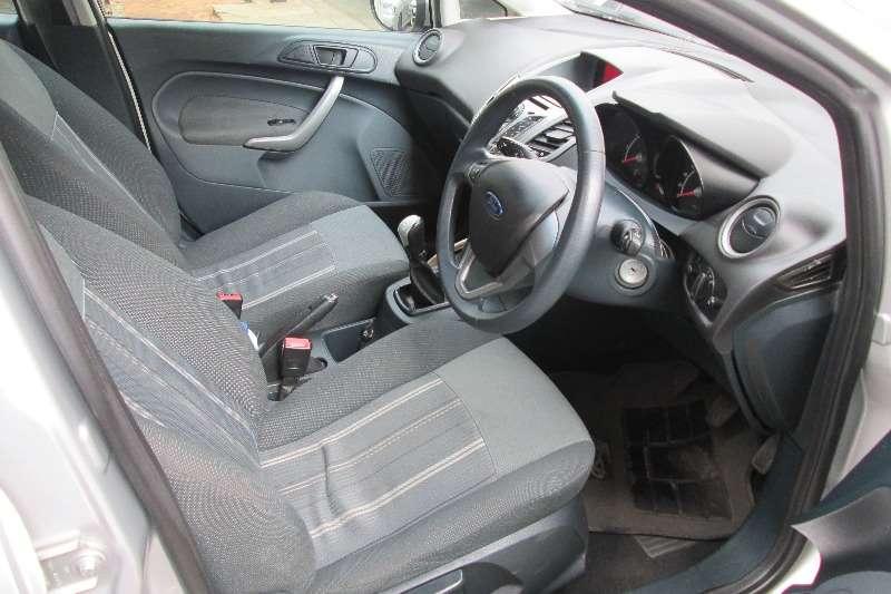 Ford Fiesta 1.4 5 door Ambiente 2011