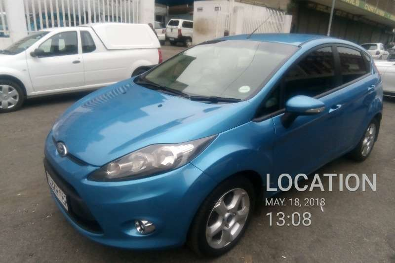 Ford Fiesta 1.4 5 door Ambiente 2011