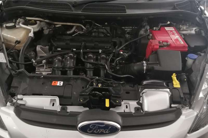 Used 2011 Ford Fiesta 1.4 5 door Ambiente