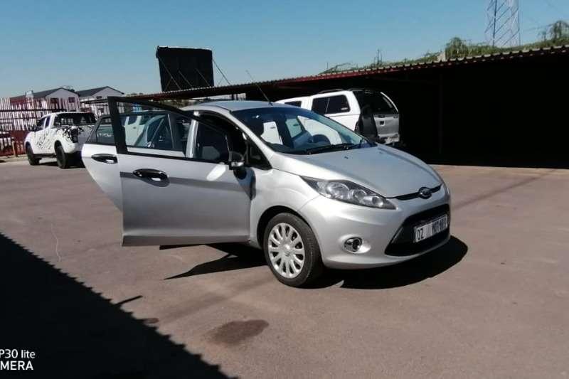 Ford Fiesta 1.4 5 door Ambiente 2012