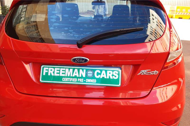 Used 2012 Ford Fiesta 1.4 5 door Ambiente
