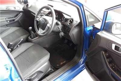 Ford Fiesta 1.4 5-door Ambiente 2013