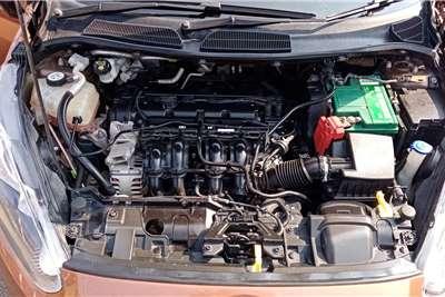 Used 2013 Ford Fiesta 1.4 5 door Ambiente