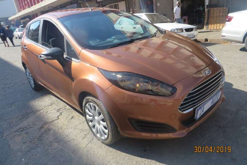 2014 Ford Fiesta Fiesta 1.4 5-door Ambiente