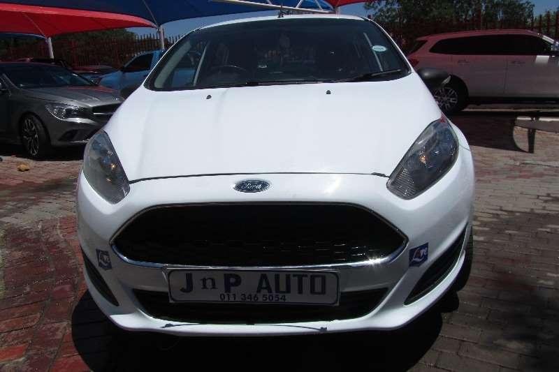 Ford Fiesta 1.4 5 door Ambiente 2014