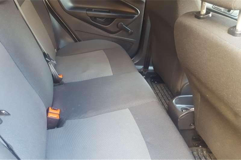 Used 2014 Ford Fiesta 1.4 5 door Ambiente