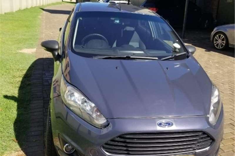 Ford Fiesta 1.4 5 door Ambiente 2015