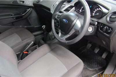 Ford Fiesta 1.4 5-door Ambiente 2015