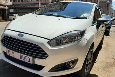 Used 2015 Ford Fiesta 1.4 5 door Ambiente