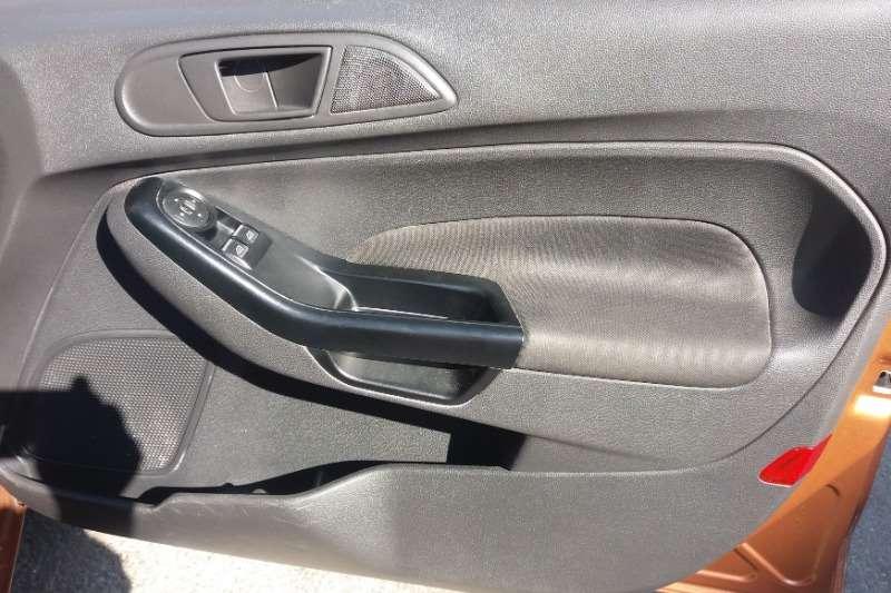 2016 Ford Fiesta Fiesta 1.4 5-door Ambiente