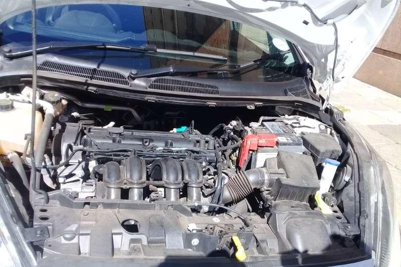 Ford Fiesta 1.4 5 door Ambiente 2016