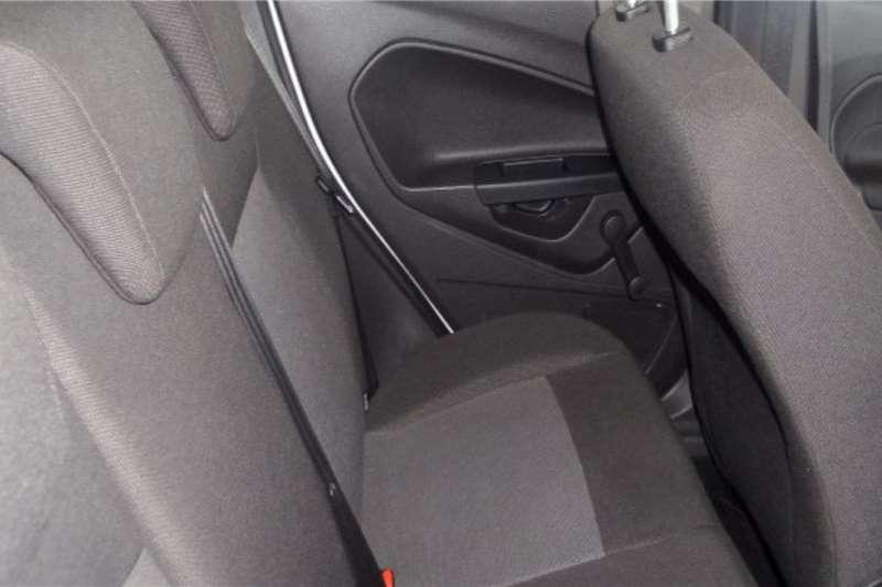 Ford Fiesta 1.4 5-door Ambiente 2016