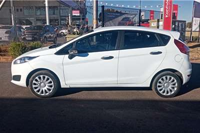Used 2016 Ford Fiesta 1.4 5 door Ambiente