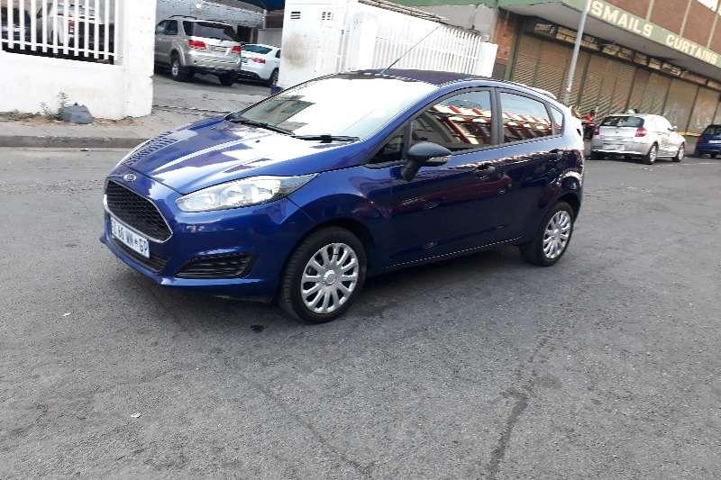 Ford Fiesta 1.4 5-door Ambiente 2017