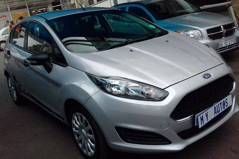 Ford Fiesta 1.4 5-door Ambiente 2017