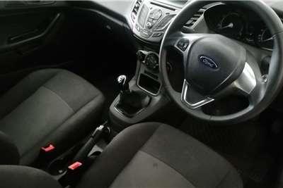 Ford Fiesta 1.4 5 door Ambiente 2017