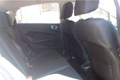 2017 Ford Fiesta Fiesta 1.4 5-door Ambiente