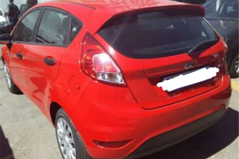 Used 2017 Ford Fiesta 1.4 5 door Ambiente