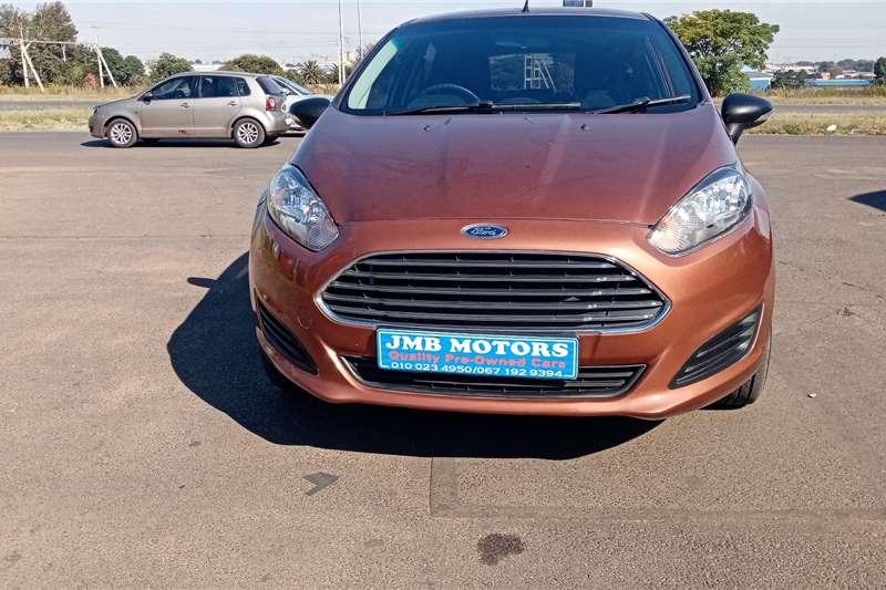 Used 2018 Ford Fiesta 1.4 5 door Ambiente