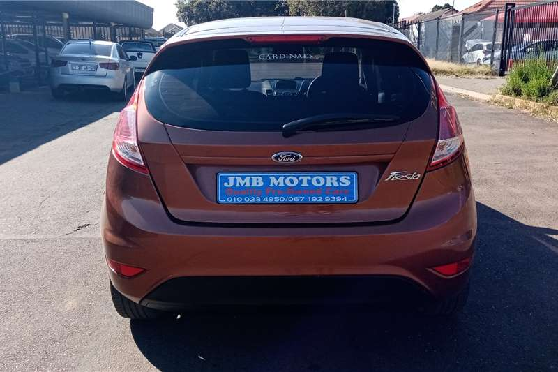 Used 2018 Ford Fiesta 1.4 5 door Ambiente