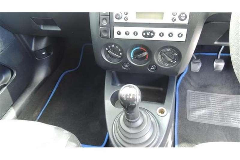 2005 Ford Fiesta