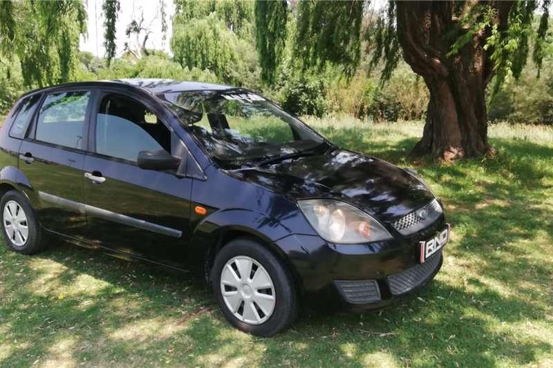 Ford Fiesta 1.4 5 door Trend 2006
