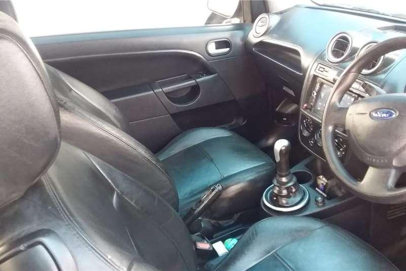 2006 Ford Fiesta Fiesta 1.4 5-door Trend