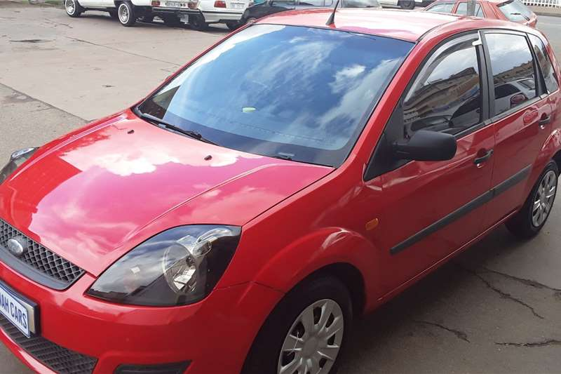 Ford Fiesta 1.4 5 door Trend 2007